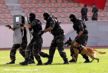 Counter Terrorism Methods